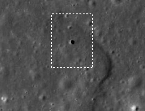 Newly Discovered Network of Moon Tunnels Could House Lunar Colonists