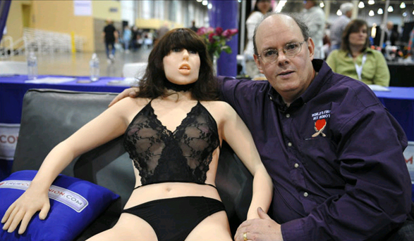 9 Percent of Americans Say They'd Bonk A Sexbot