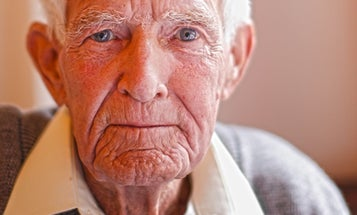 FYI: Why Do Old People Get So Hairy?