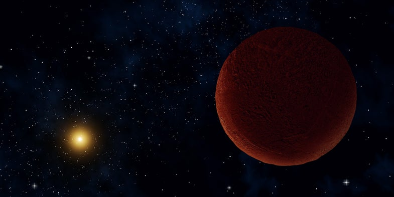 Move over, Pluto, DeeDee is the new (potential) dwarf planet in town