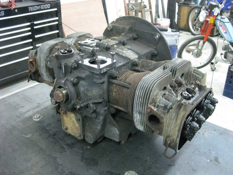 The Dissection: A VW Engine