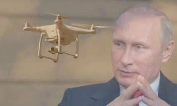 Russia's New Drone Rules Look A Lot Like America's