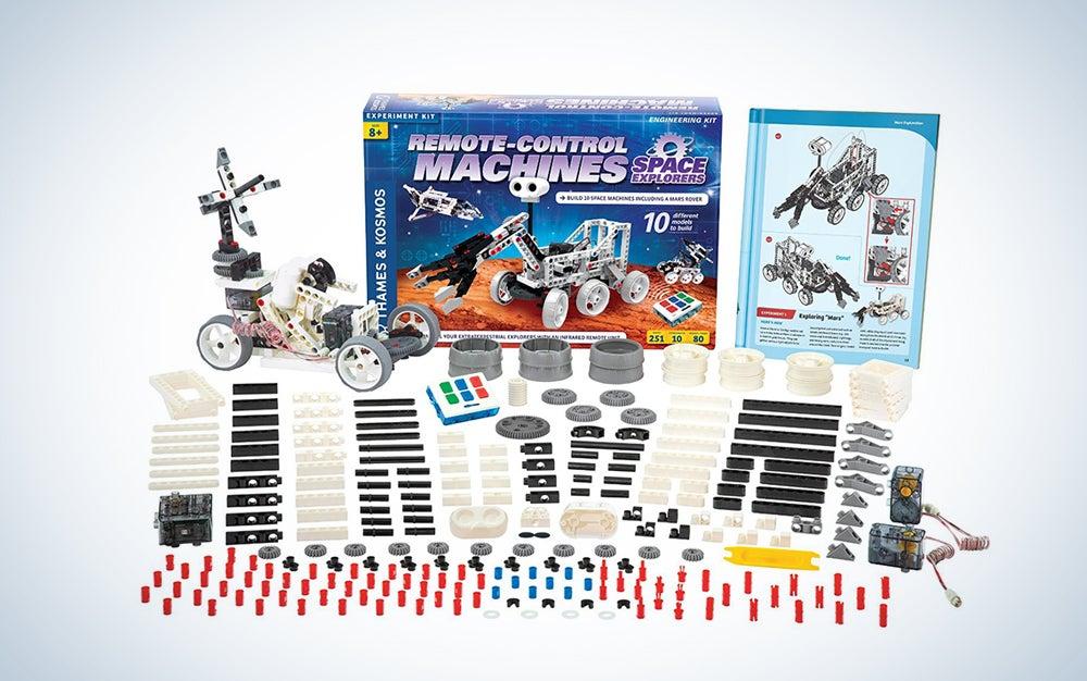 Thames & Kosmos Robot Kit