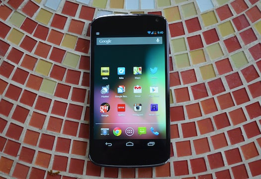 Google Nexus 4 Review: The Phone You Should Buy This Black Friday