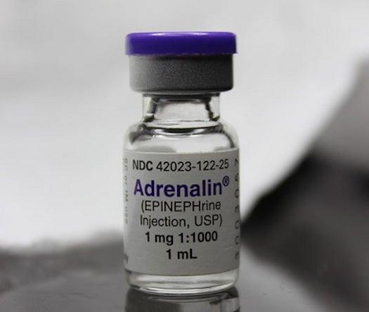 Adrenaline Shots May Not Help People Survive Cardiac Arrest