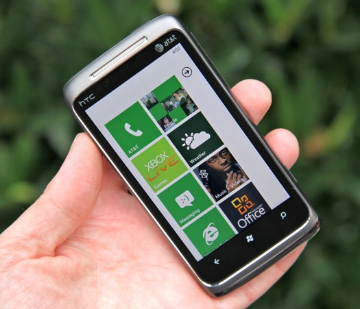 Windows Phone 7 Review: Once More, With Feeling