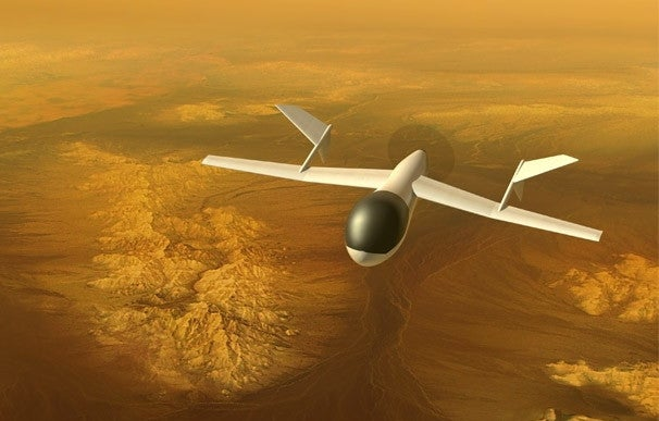 An Aerial Drone That Could Recon the Skies Over Titan