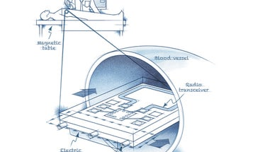 Blueprint: A Mini Sub That Could Steer Through The Body