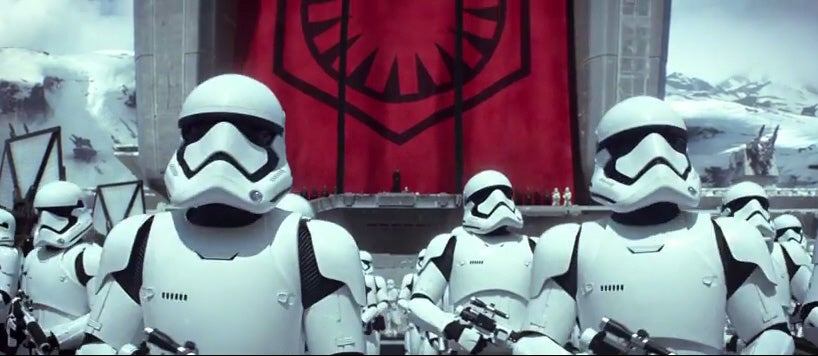 Fans Gasp In Awe At New 'Star Wars' Trailer