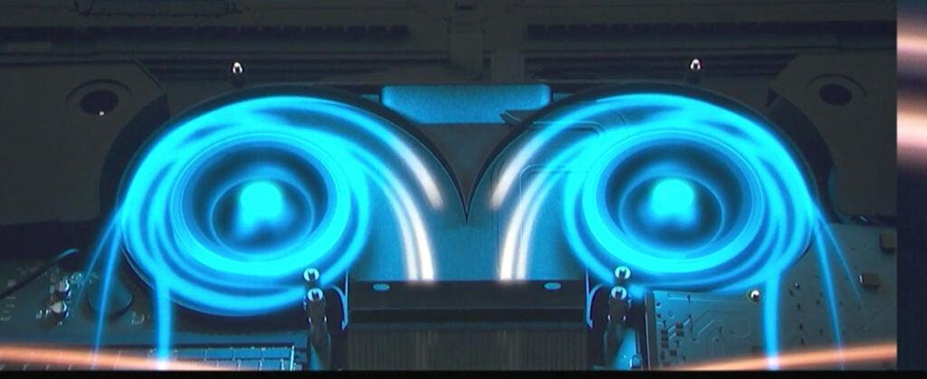 iMac Pro Cooling system