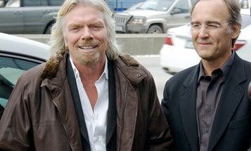 Virgin, GM and Rolls Royce Team Up to Go Green