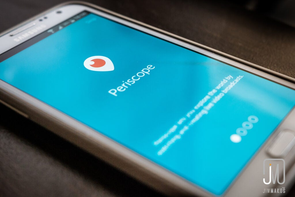 Periscope on Android