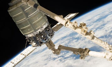 Orbital's Cygnus Spacecraft Just Docked With The ISS