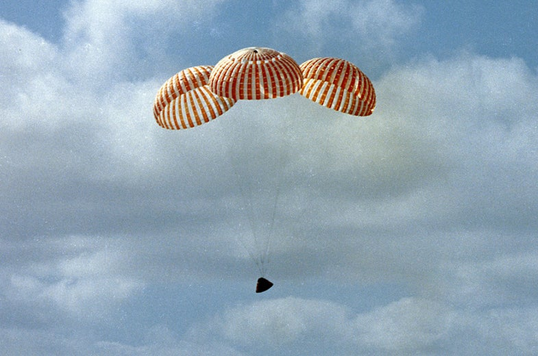 How Apollo Flew Without Wings