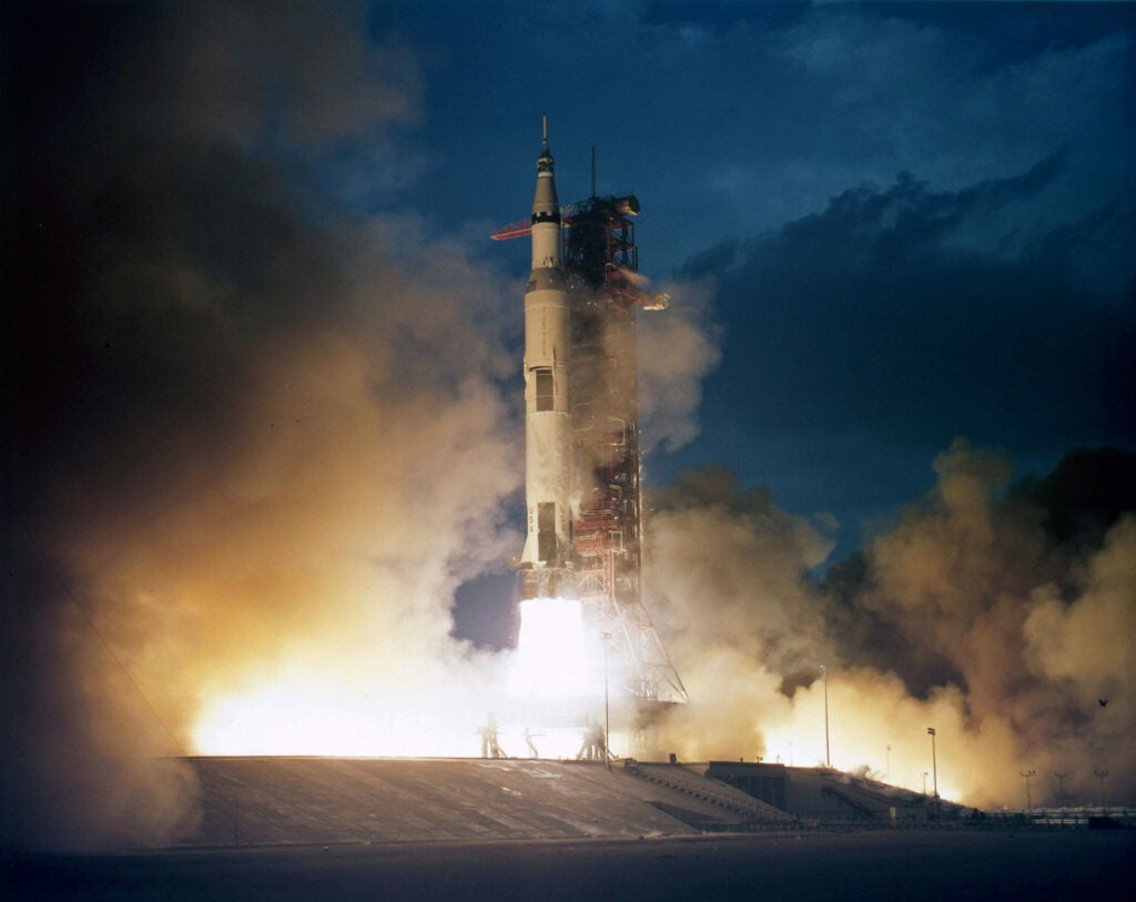 Apollo 14 is Go for the Moon