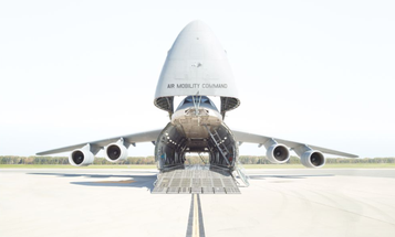 In photos: the unseen aircraft that carry planes, tanks, and soldiers