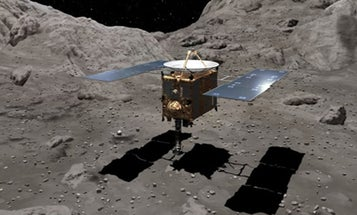 NASA Panel To Recommend Manned MIssions To Asteroids, Venus Fly-Bys
