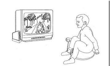 Nintendo Patent Reveals Horseback Saddle Controller For the Wii