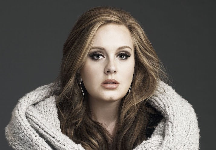 Adele Will Not Stream '25' On Spotify, Apple Music, Or Anywhere Else
