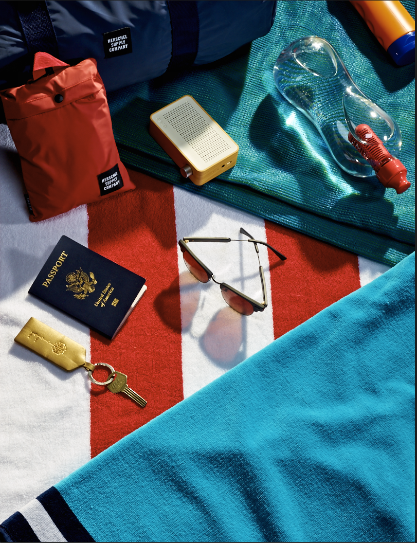 Hacking your summer travel kit