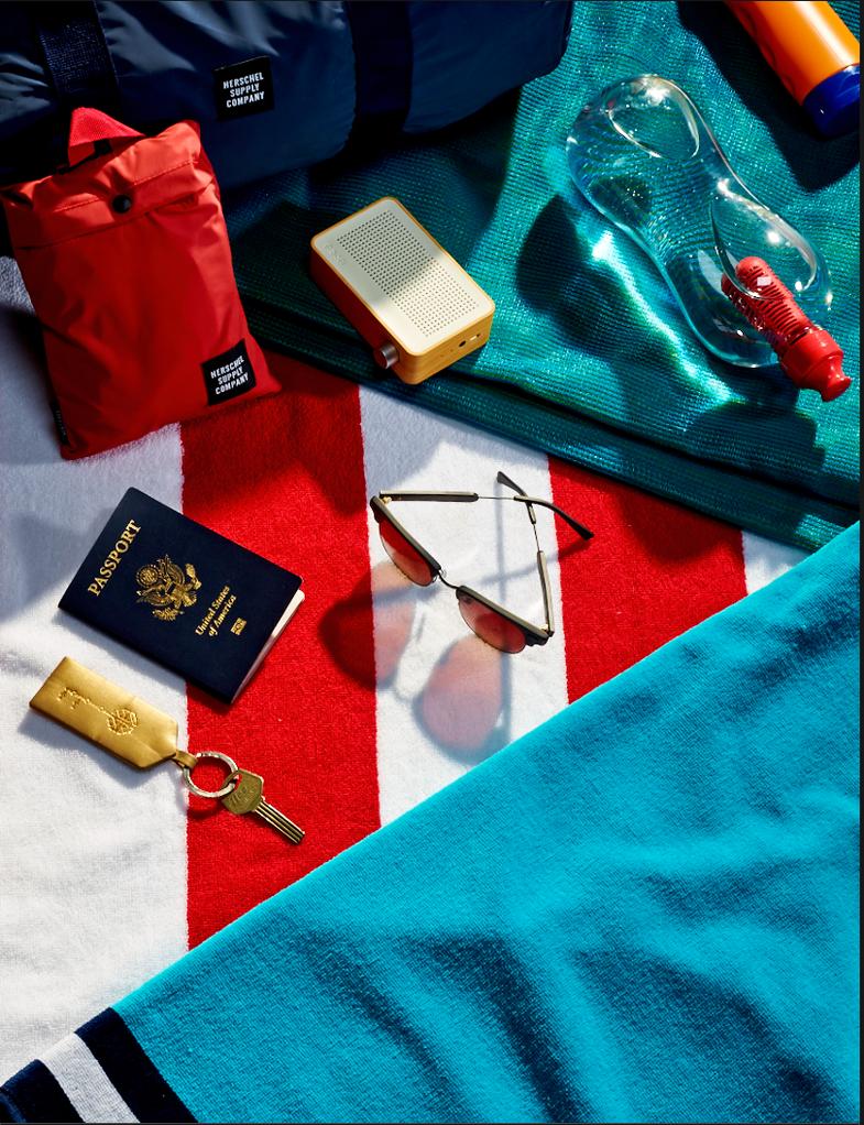 Hacking your summer travel kit