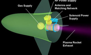 Australia's Plasma Thruster Could Get a Space Trial as Soon as 2013
