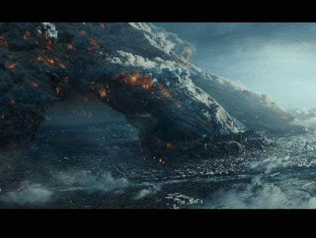 'Independence Day' Sequel: A First Look