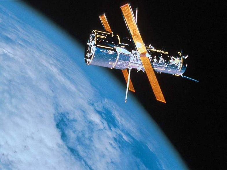 How NASA Plans to Fix the Hubble . . . By Tomorrow