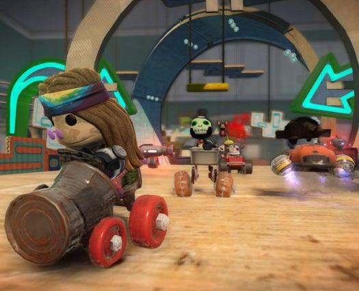 GameSci: LittleBigPlanet Karting Gives You Rules Hoping You'll Break Them