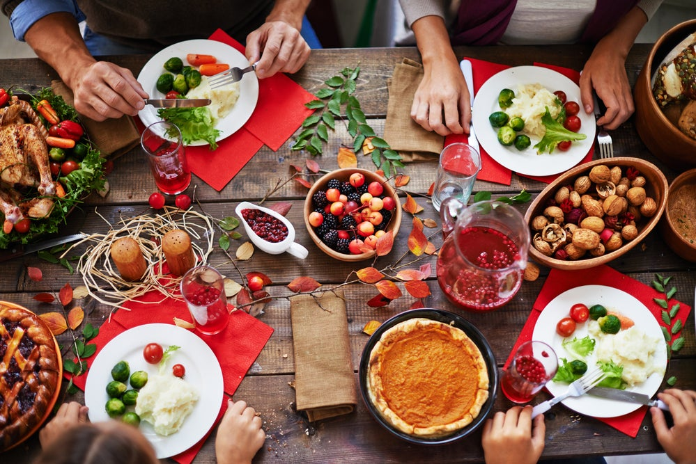 Science stories to save you from awkward Thanksgiving conversations