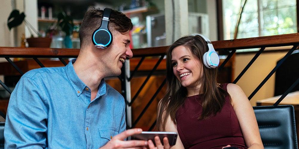Wearhaus Arc Bluetooth Social Headphones