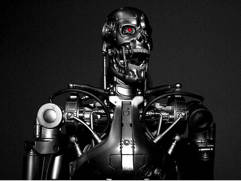 Russia Is Building Robots To 'Neutralize' Terrorists