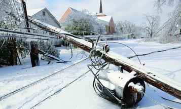 It's About Time: A Power Line That Sheds Heavy Ice