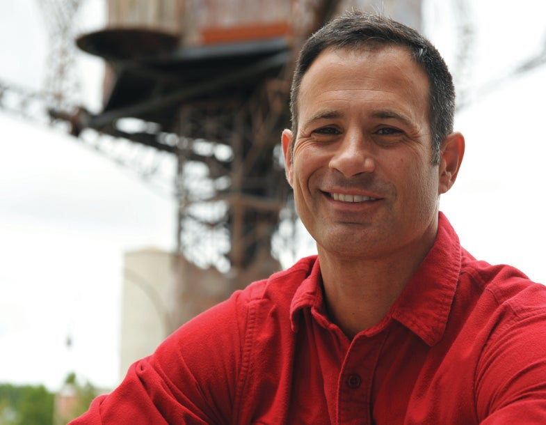 What Are You Doing For Thanksgiving?: Sam Calagione