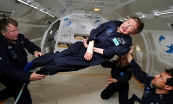 Stephen Hawking, a man synonymous with the mysteries of the cosmos, is dead at 76