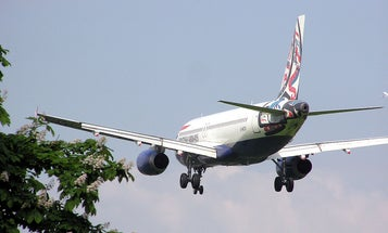 A British Airliner Hit A Drone While Landing Yesterday