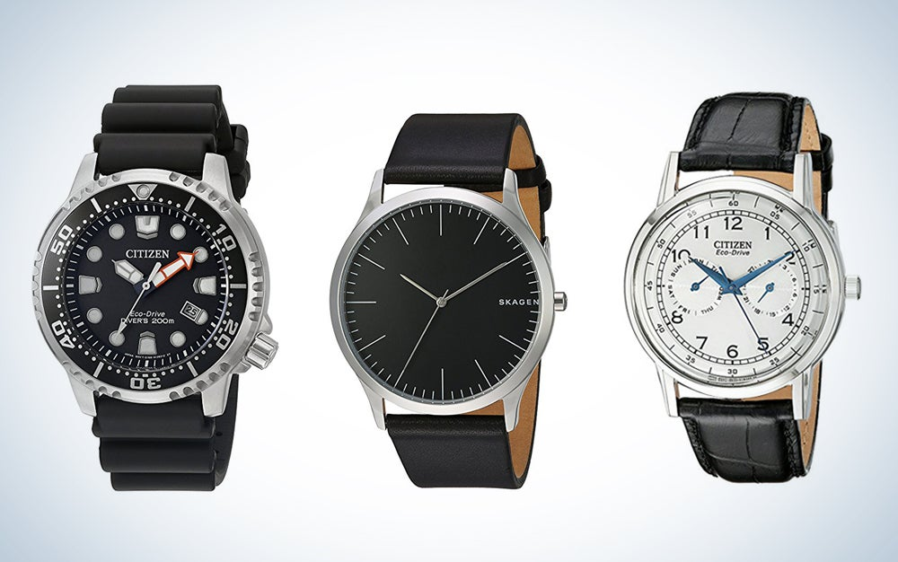Discounts on watches