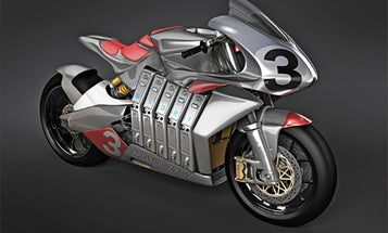 The Technology That Drives the World's Fastest Electric Bike