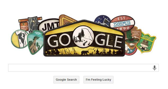 Google Honors The Yosemite National Park (Which Is Now Closed)