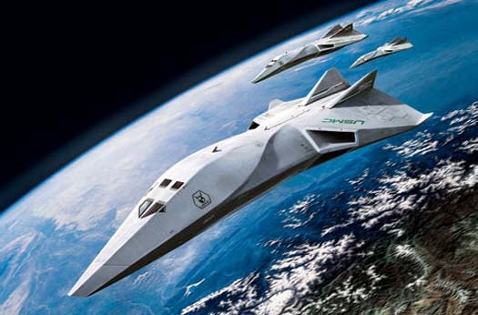 Air Force Seeks Better Space Technology: Are Star Wars Upon Us?