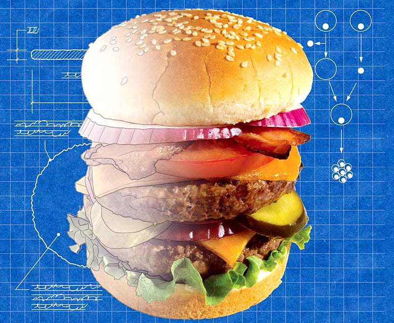 Your Burger on Biotech