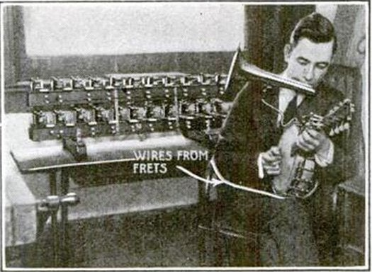 9 Of The Strangest Musical Instruments Of All Time [Archive Gallery]