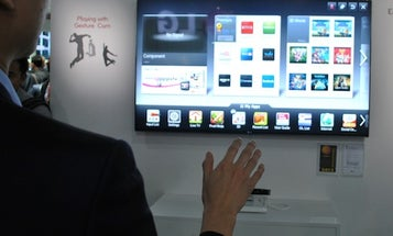 The Second Wave of Gesture-Controlled TVs