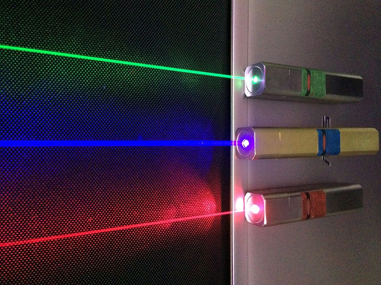 Scientists Are Adding 'Star Wars' Sound Effects To Real Lasers So They Can Hear Them