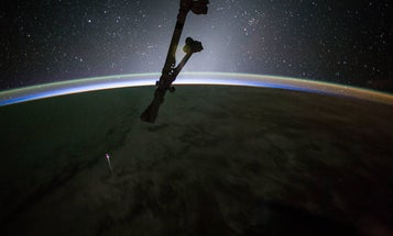 Where does outer space start?
