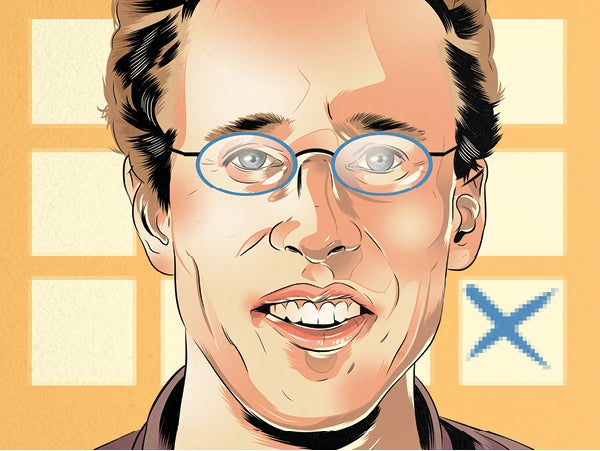 Brilliant 10: Alex Halderman Strengthens Democracy Using Software