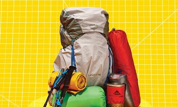 Build a complete, lightweight camping kit that fits in a backpack