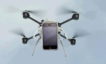 """Senate Hearing: Drones Are """"Basically Flying Smartphones"""""""