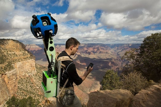 Google Maps The Grand Canyon And Other Amazing Photos From This Week