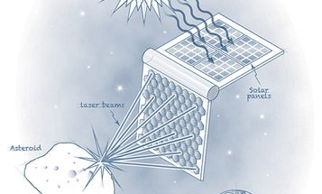 A Space Laser Designed To Vaporize Dangerous Asteroids
